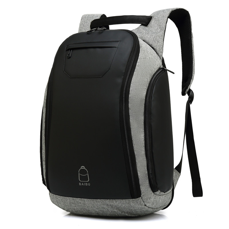 New Arrival 15.6 Laptop Backpack External USB Charge Computer Backpacks Anti-theft Waterproof Bags for Men Women kingsons 1517 laptop backpack external usb charge computer backpacks anti theft waterproof bags for men women2018new