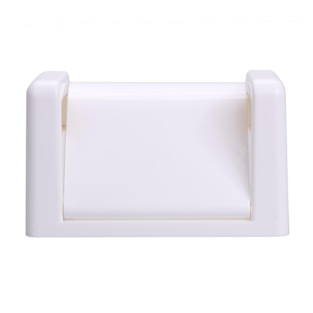 Toilet Paper Holder Waterproof Plastic Organization Kitchen Bathroom Tissue Boxes Paper Roll Holder 17 x 9.5 x 8 cm