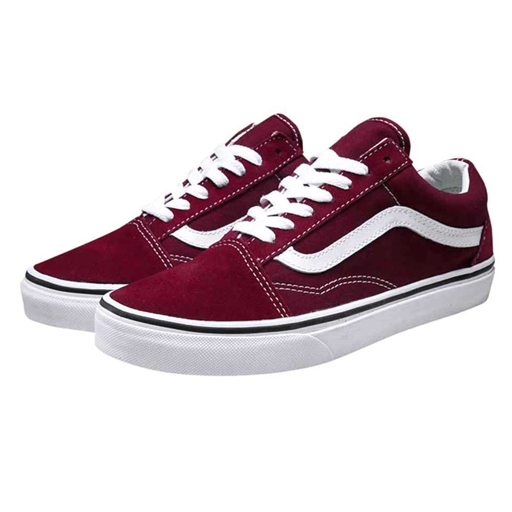 4987d70222dd Original New Arrival Vans Men's & Women's Classic Old Skool Skateboarding  Shoes Sport Outdoor Canvas Sneakers Comfortable