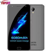 "NEW 5.5""Oukitel K6000 Plus 12V/2A Flash Charge Smartphone MT6750T Android7.0 Octa Core FHD 4GB RAM 64GB ROM 4G 16MP Fingerprint"