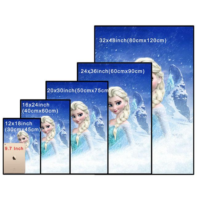 The Witcher Wild Hunt Ciri Cirilla Fiona Elen Riannon Art Silk Poster Decor Printing 12×18 16X24 20×30 24×36 Inch Free Shipping