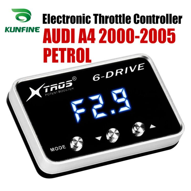 Car Electronic Throttle Controller Racing Accelerator Potent Booster For AUDI A4 2000-2005 PETROL Tuning Parts Accessory Car Electronic Throttle Controller Racing Accelerator Potent Booster For AUDI A4 2000-2005 PETROL Tuning Parts Accessory