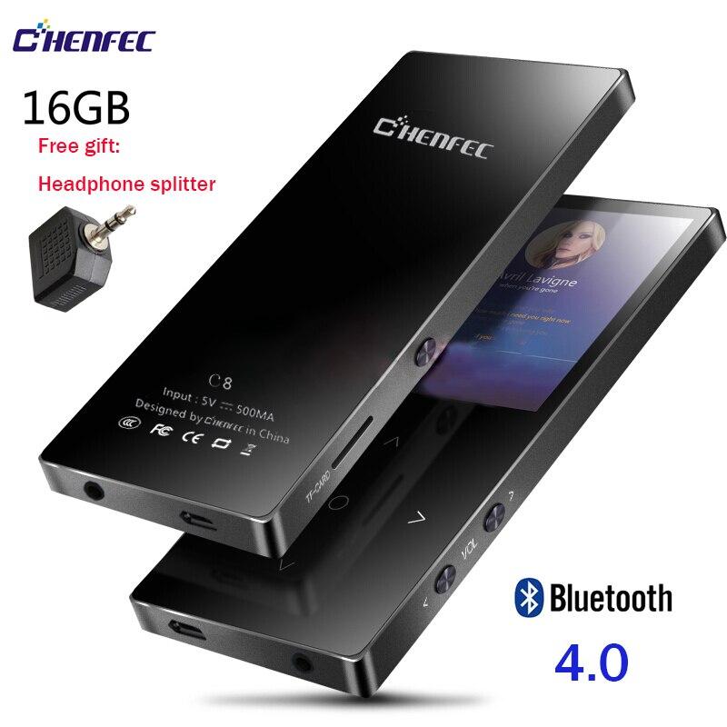 ZuverläSsig Benjie Bluetooth Mp4 Player Lautsprecher 16 Gb Hohe Qualität Verlustfreie Musik-player Mit 1,8 Zoll Bildschirm Unterstützung Fm Sd Karte Usb Walkwan Senility VerzöGern Tragbares Audio & Video Mp4 Player
