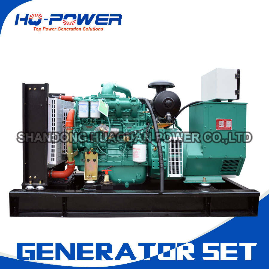 50kw small engine electricity generation