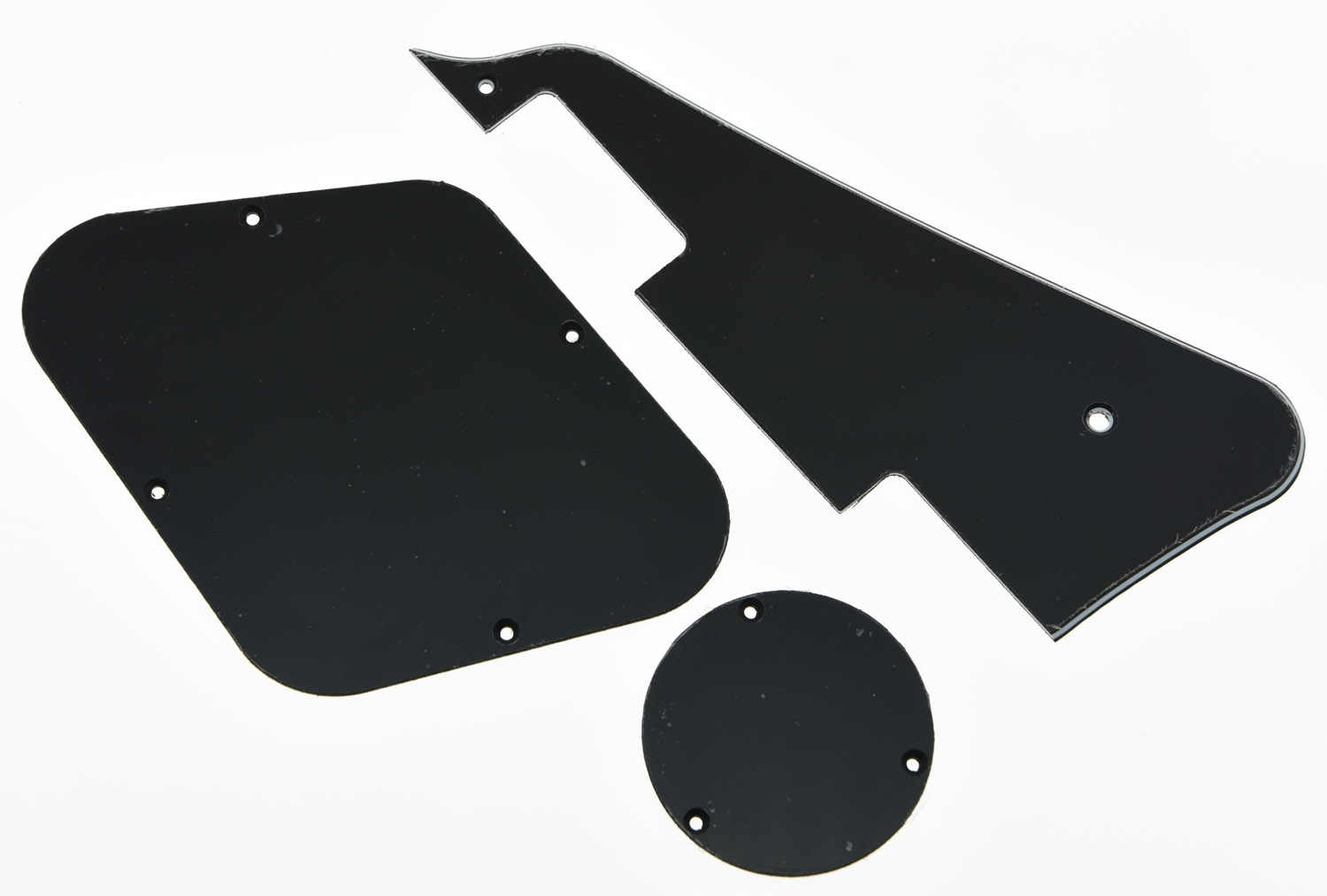 KAISH  LP Pickguard & Back Plate Switch Cavity Covers Fits for LP various colors