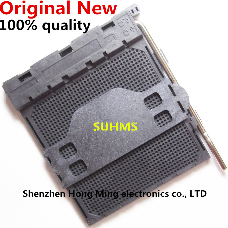 100% New For Socket AM2 AM3 AM4 AM3B G34 FM2B RPGA 988B RPGA-988B 989 RPGA-989 RPGA-947 RPGA 947 CPU Base Connector Holder Base image