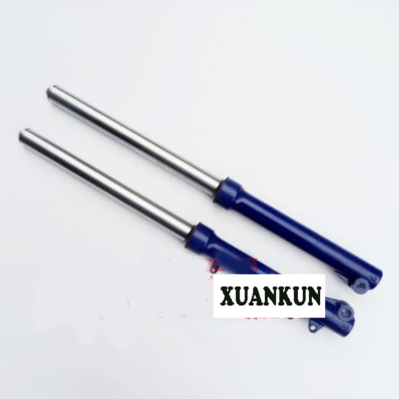 XUANKUN Off-Road Vehicle Front Shock Absorber Off-Road Motorcycle Accessories Diameter 33 Front Shock Absorber xuankun motorcycle accessories 125 cbt125 front shock absorber cbt125 front fork