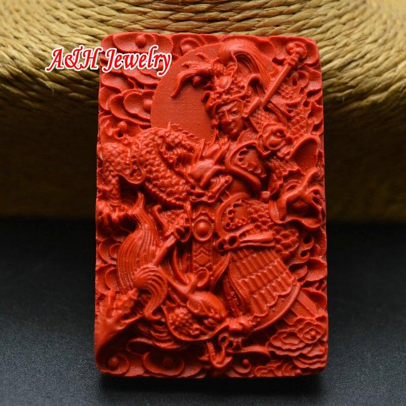 Chinois Sculpté Jaune Jade Goldfish Lotus Flower Pendant Collier exquis