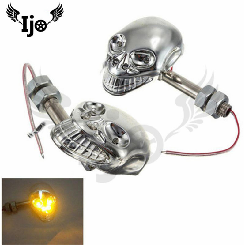 clignotant moto for honda shadow Harley Davidsion sportster street triple bobbers nmax motocycle accessories turn signal light