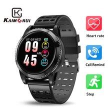 Купить с кэшбэком Smart Watch Sports Fitness Activity Heart Rate Tracker Smart Wristband IP67 Waterproof band Pedometer for IOS Android