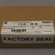 1738-OW4M12 1738OW4M12 PLC Controller,New & Have in stock