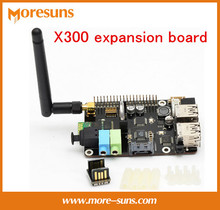 Fast Free Shipping Best price Raspberry Pi model B+,Raspberry Pi 2 multi-function expansion board X300