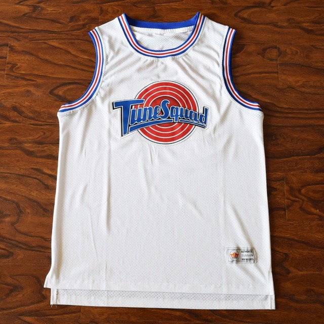 Taz ! Space Jam Jersey Tune Squad Looney Tunes Basketball Jerseys