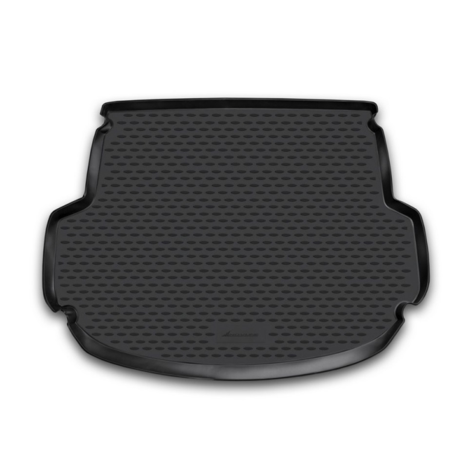 For Hyundai Santa Fe 2013-2017 car trunk mat ONLY 5-SEATER SALOON Element NLC2053B13 for hyundai santa fe ix45 2013 2016 5 seats rear trunk hatch security shade black cargo cover new