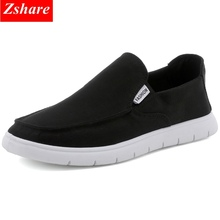 2019 Summer Shoes Men Casual Shoes Slip On Mocassin homme Breathable Canvas Shoes Man Loafers Men Driving Flats Chaussures homme