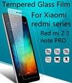 Закаленное Стекло Для Xiaomi Galaxy Redmi note 2 3 4 примечание PRO 2 3 Screen Protector Закаленное Крышка Защитная Пленка телефон защиты случае