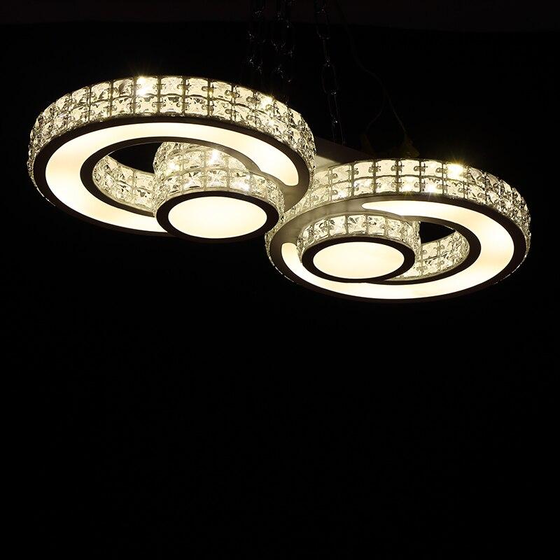 ceiling lights modern home bedroom led deckenleuchte kristall lamp