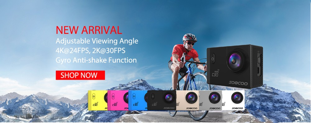 SOOCOO-C30-4K-Action-Sport-camera-wifi