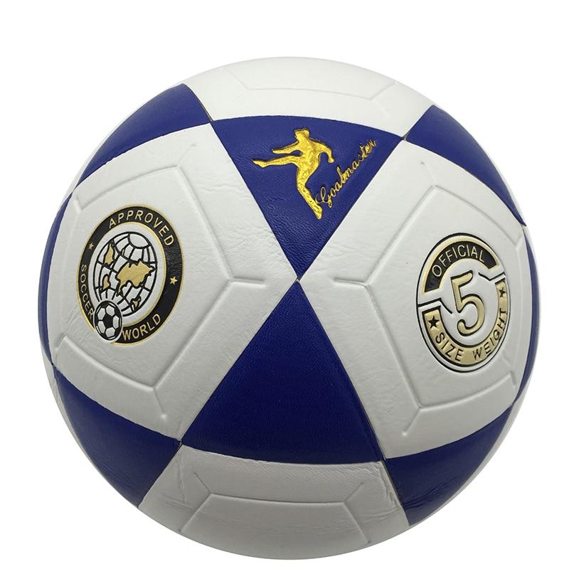 WWSPORT Taille 3 Enfants Enfants de Football Taille 4 Formation de Football Officiel Taille 5 Match de L'environnement PU Ballon De Football de Football IB009