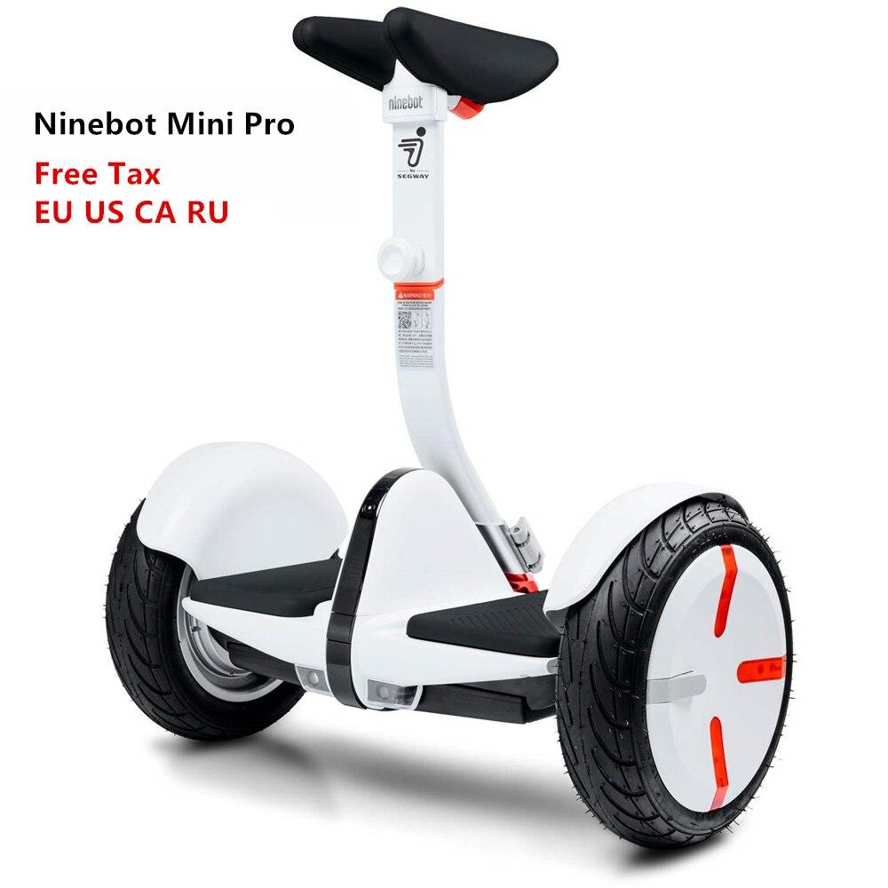 Original Ninebot Mini Pro smart deux roues auto balance scoote miniPRO électrique hoverboard planche à roulettes pour kit de kart N3M320