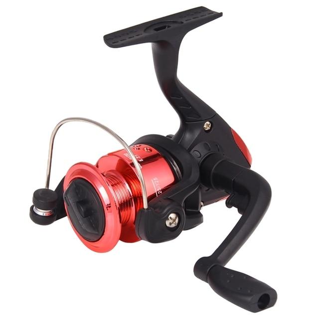 Moulinet de pêche haute vitesse 5.1: 1 roulette à bascule pliante carretilha pesca bobines de pêche accessoires YL-10