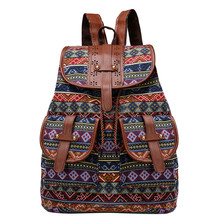 British Fashion Simple Womens Backpack Casual Polyester Ladies Waterproof Anti Theft Mochilas #TX