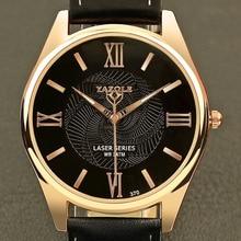 2019 New Mens Watches Top Brand Yazole Luxury Watch