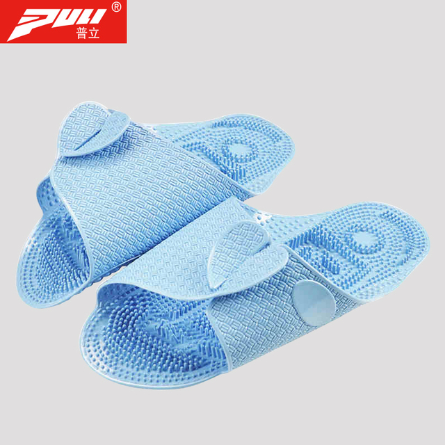 Foot Massage Slippers Body Foot Massage Shoes Acupuncture Points Massage Relaxation Health Care  Pain Relief Unisex Shoes