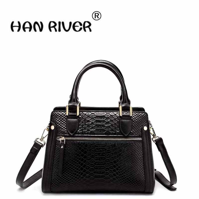 Real leather bag for...