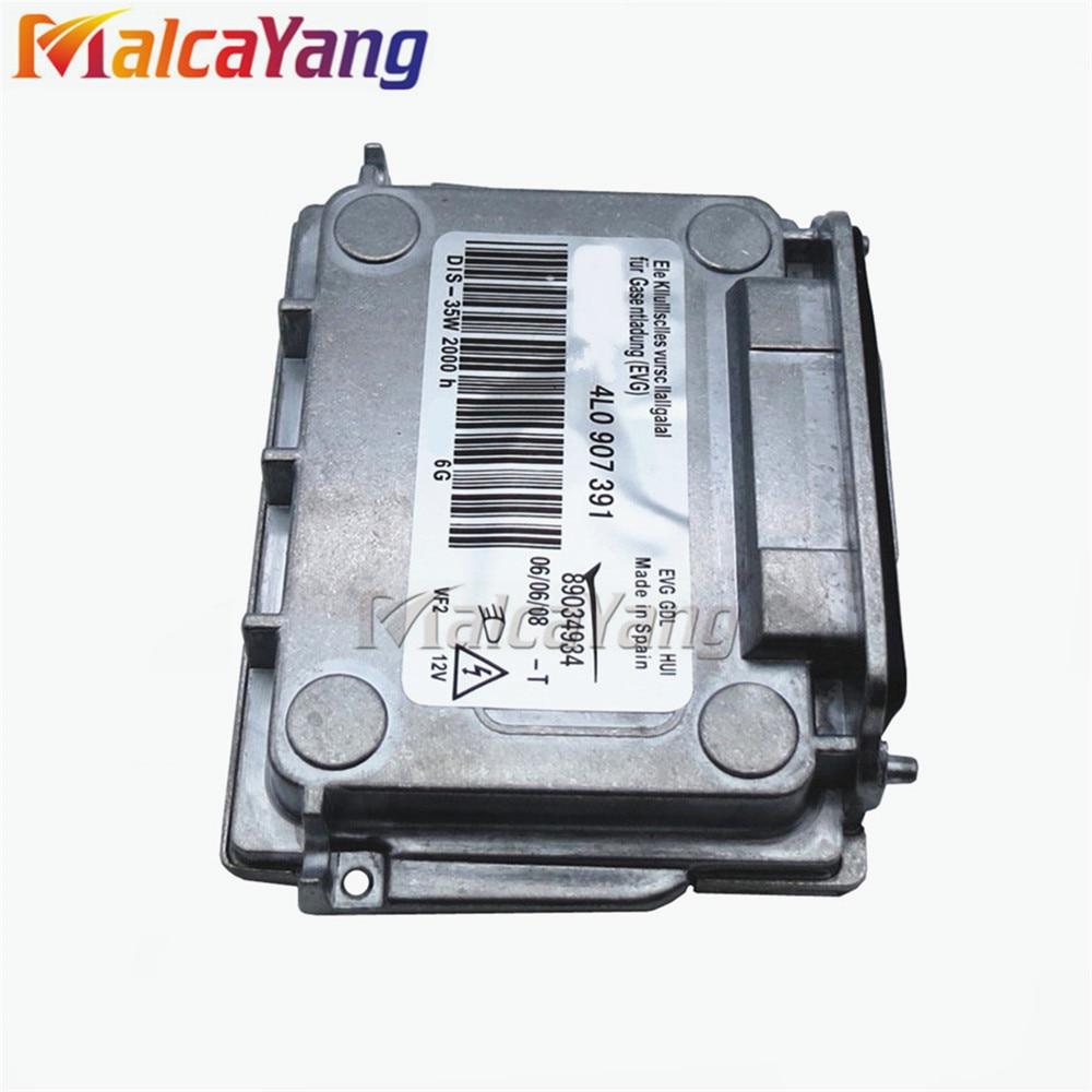 89034934 6G D1S D1R HID Xenon Headlight Ballast Module Ignition Unit For Audi Q7 Citroen C5 Volvo 4L0907391 стоимость