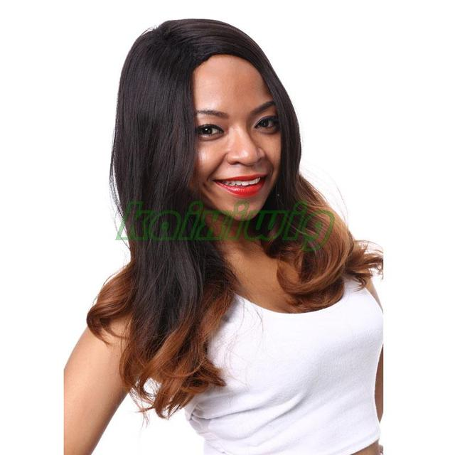 Brown Curly Wig Cheap 104