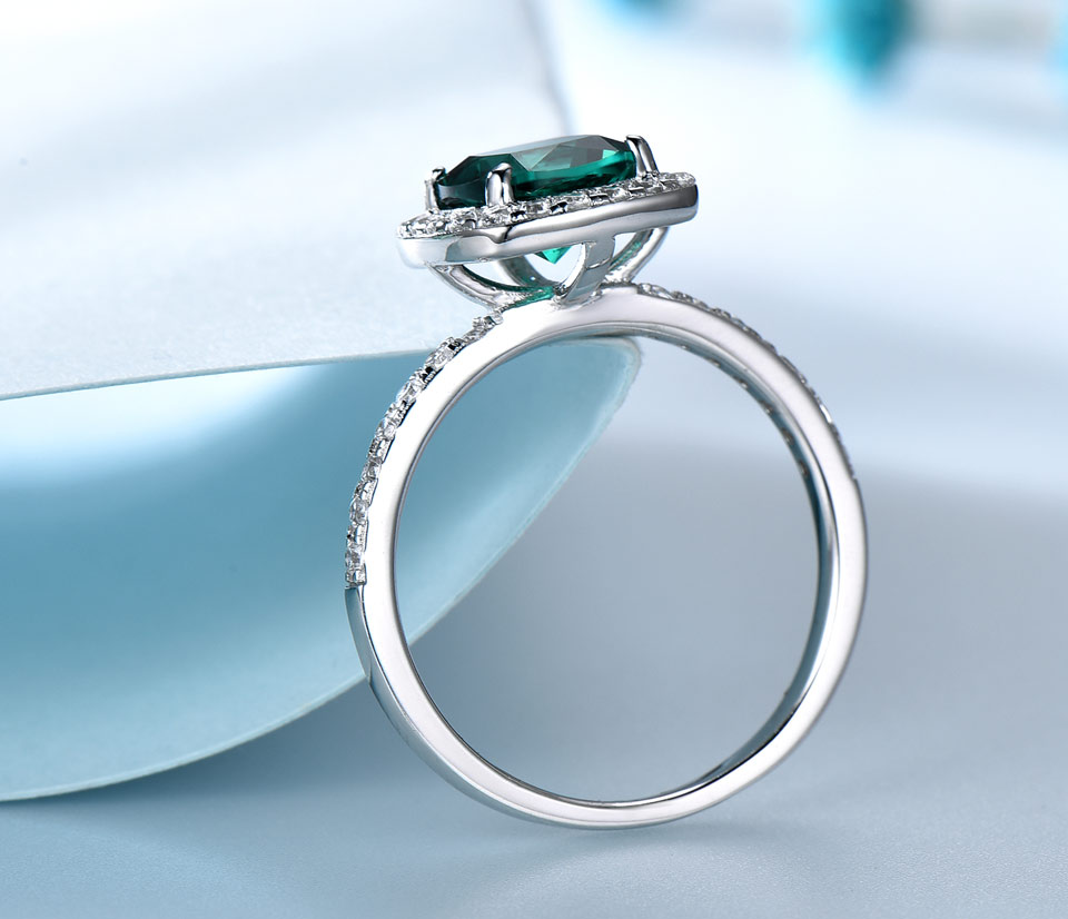 UMCHO-Emerald-925-sterling-silver-rings-for-women-RUJ007E-1-PC_04