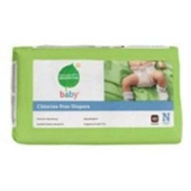 Seventh Generation 85210 Seventh Generation Baby Diapers Newborn to 10- 4x36 CT seventh generation nat paper towels 120 cnt 120 count