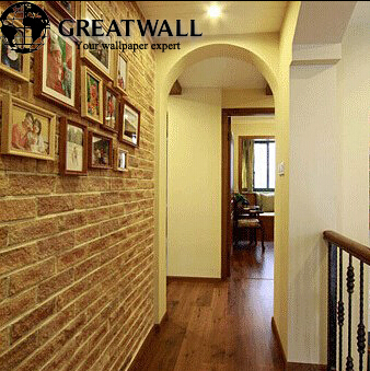 Great Wall China vintage brick 3D wallpaper roll, 3d murals wall paper for walls tv background,papel de parede tijolo great wall vintage striae scotland small lattice stripe wallpaper wall paper vintage papel de parede vintage