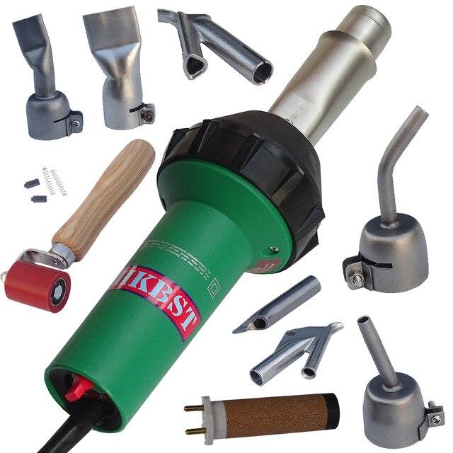 Hot Air Welder Plastic Welding Heat Gun For Pp Pvc Pe Ppr Water Tanks Etc Ebay