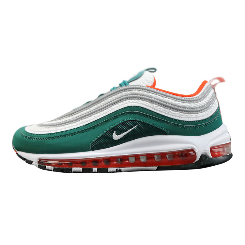 Original Authentic Nike Air Max 97 OG Mens Running Shoes Sports Outdoor Sneakers Shock Absorbing Durable 2019 New 921522-102Original Authentic Nike Air Max 97 OG Mens Running Shoes Sports Outdoor Sneakers Shock Absorbing Durable 2019 New 921522-102