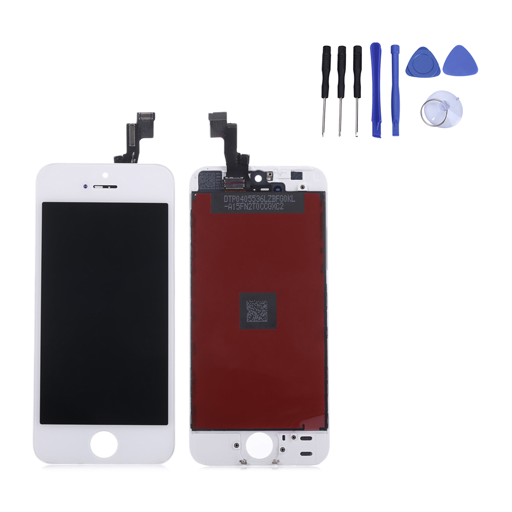 4 inch pantalla for lcd iPhone 5s Lcd display Touch Screen Digitizer Assembly Replacement for iPhone5S