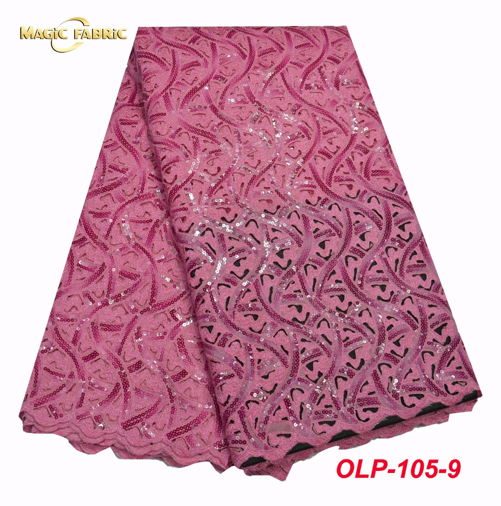 High Quality Stones Mesh French Lace Embroidery Fabrics African Organza Lace Fabric High Quality Swiss Voile
