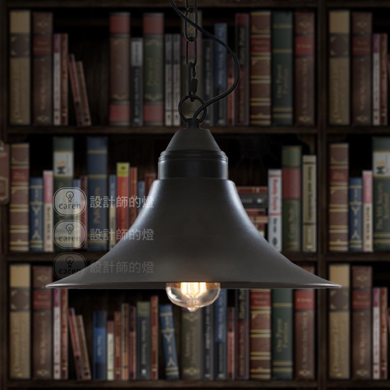 EMS FREE SHIPPING dining lamp Loft american after black gossan pendant light pendant lamp