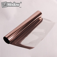 Brown Window Shading Tint Film Bronze Glass Tinting 60 X 60 Car Home Or Office