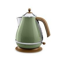 Ретро Завтрак Серии Электрический чайник из нержавеющей стали нагрева