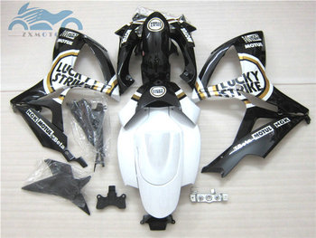 Injection mould Fairing kits for Suzuki GSXR 600 GSXR600 2006 2007 motorcycle sport fairings kit GSXR750 K6 06 07 Lucky Strike