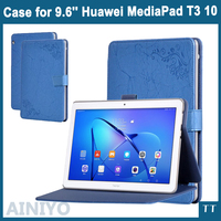 Case For Huawei MediaPad T3 10 AGS L09 AGS L03 High Quality PU Leather Cover For