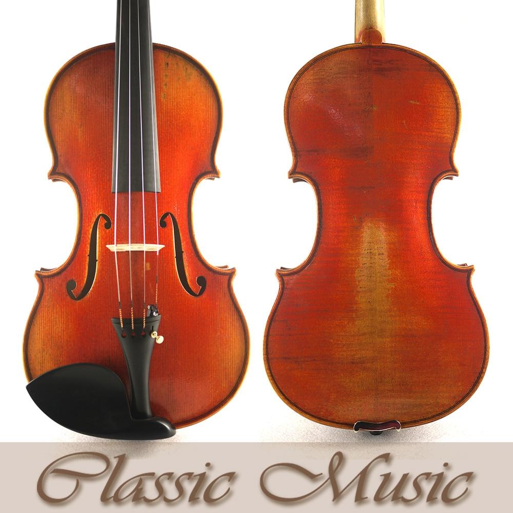 Stradivarius Votti 1709 Master Violin,Antiqued Style Oil Varnish,No.1452.Great setup,European Spruce wood , jascha heifetz plays great violin c cd