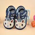 first walkers moccasins walker crib shoes baby boy girl shoes cute sneaker shoes children Anti-slip Skid-proof Soft Cotton