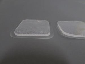 Image 4 - 20 pcs 4*4 cm thay thế Dẫn Điện gel tấm cho tần số Thấp omron HV F310 F311/F320 massager thiết bị HV PAD