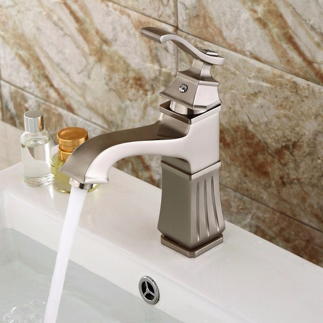 Modern brass pull out laundry faucet basin faucet water tap for ...