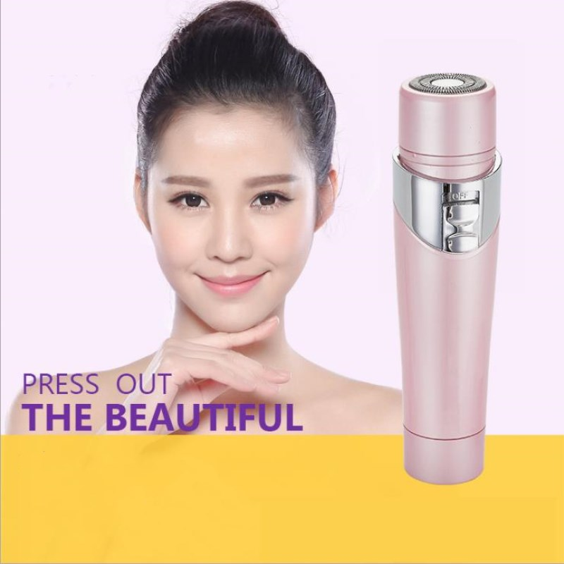 Portable Women Multi-Functional Hair Removal Shaver Electric Epilator Electric Callus Remover Armpit Razor philips brl130 satinshave advanced wet and dry electric shaver