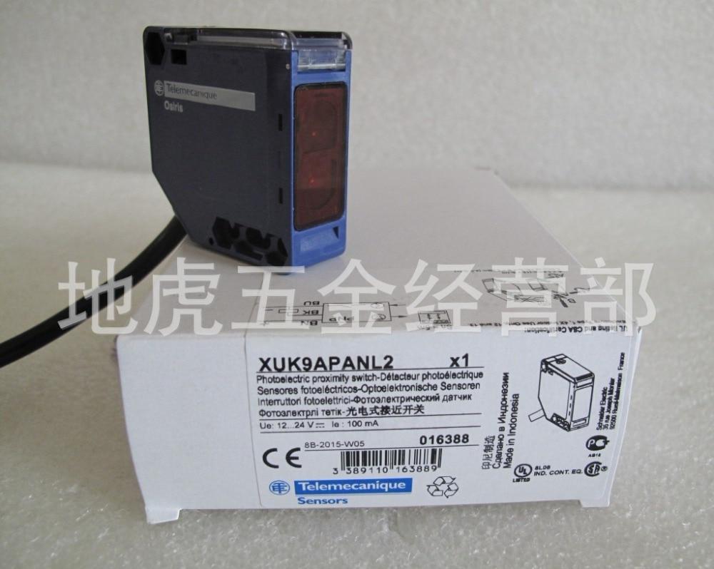 Schneider photoelectric switch XUK9APANL2, XUK2ARCNL2RSchneider photoelectric switch XUK9APANL2, XUK2ARCNL2R