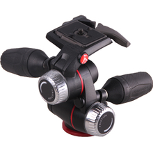 Manfrotto MHXPRO-3W Video Camera Fluid Tripod Head / Hydraulic head for slider / Panoramic head / Shooting video or film